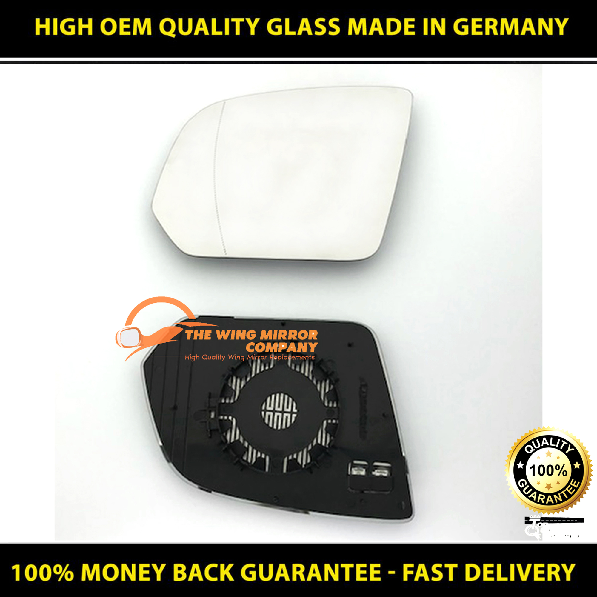 Mercedes Vito Right Hand Side Wing Mirror Repalcement